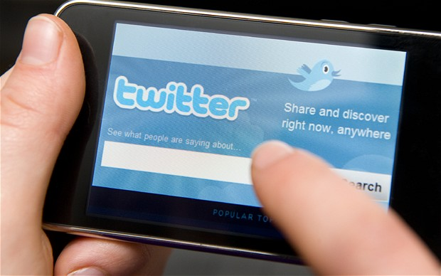 Claim Your Place on Twitter